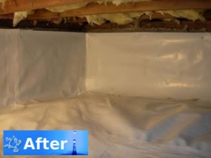 Crawl Space Waterproofing Atlanta
