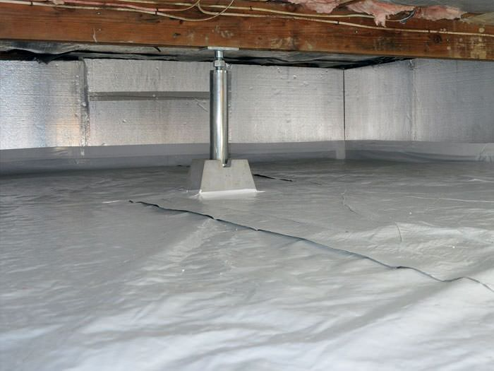 Make Home Repairs Easier With Crawl Space Sealing In