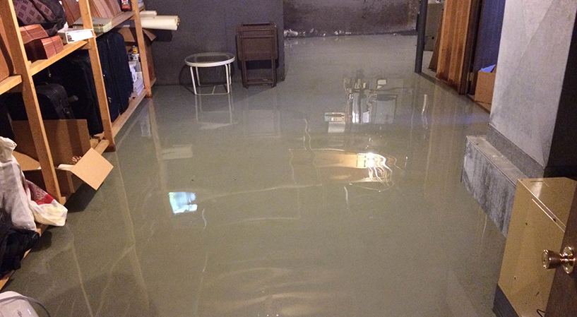 Causes Of Water In Basement Everdry Basement