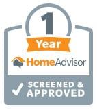 Everdry Basement Waterproofing Atlanta | Home Advisor 1 Year Award