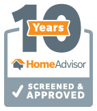 Everdry Basement Waterproofing Atlanta | Home Advisor 10 Years Award
