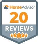 Everdry Basement Waterproofing Atlanta | Home Advisor 20 Reviews Award