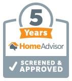Everdry Basement Waterproofing Atlanta | Home Advisor 5 Years Award