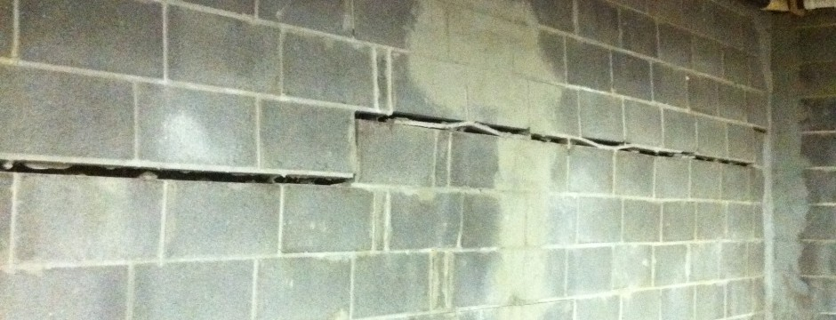 Bowed Basement Walls | Marietta, GA | Everdry Atlanta