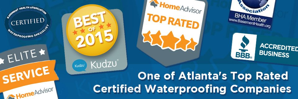 basement waterproofing atlanta top rated