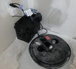 Battery Backup System | Acworth, GA | Everdry Basement Waterproofing Atlanta