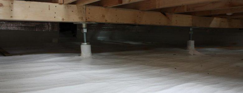 Dunwoody, GA | Crawlspace Waterproofing